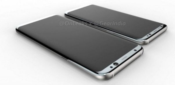 Предзаказ Samsung Galaxy S8 и Galaxy S8 Plus стартует в апреле