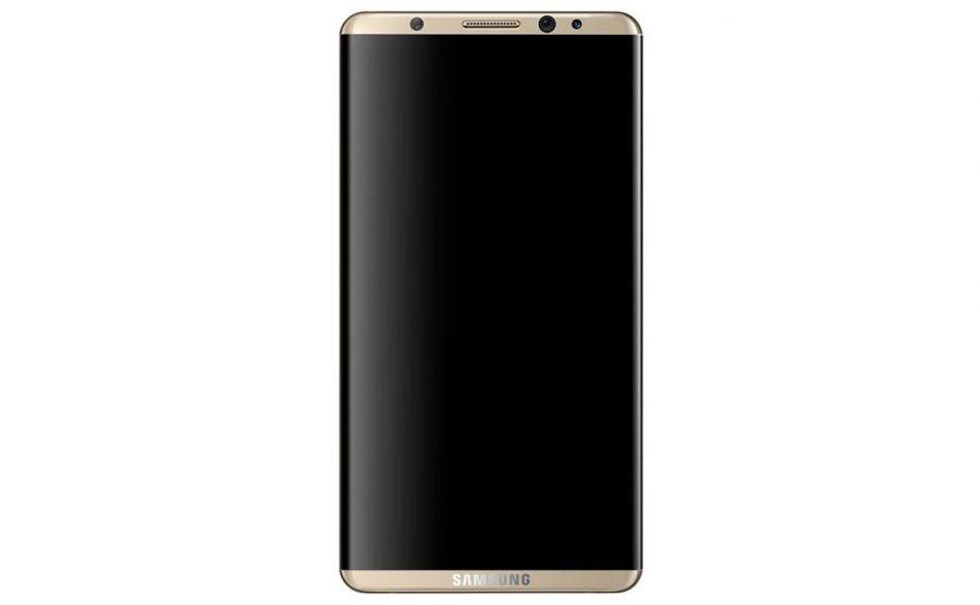 Экран Samsung Galaxy S8