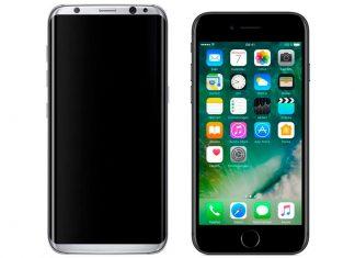 "Samsung Galaxy S8 vs Apple iPhone 7: восемь преимуществ ""корейца"""
