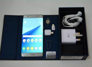 Samsung Galaxy Note 8 (SM-N950F) получит кодовое название Great