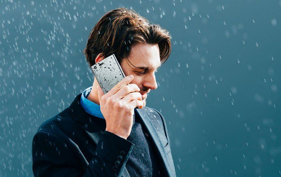 Sony Xperia XZ Premium имеет защиту IP68 от воды и пыли
