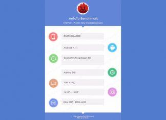 Дата выхода OnePlus 5 не за горами: смартфон побил рекорд AnTuTu