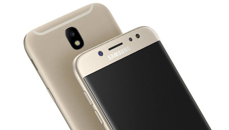 Дизайн Samsung Galaxy J7 (2017)