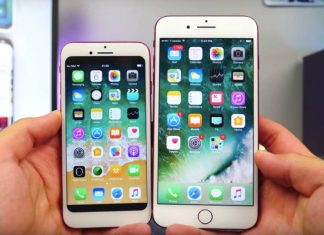Китайская реплика Apple iPhone 8 опередила оригинал на два месяца