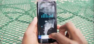 Samsung Galaxy S8 - FM-радио