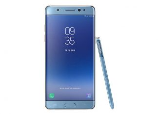 Samsung Galaxy Note FE: новая реинкарнация Note 7, которая не взрывается