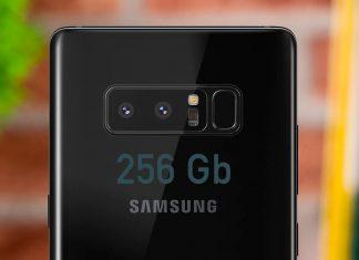 Samsung Galaxy Note 8 256 Gb получил модельный номер SM-N950N