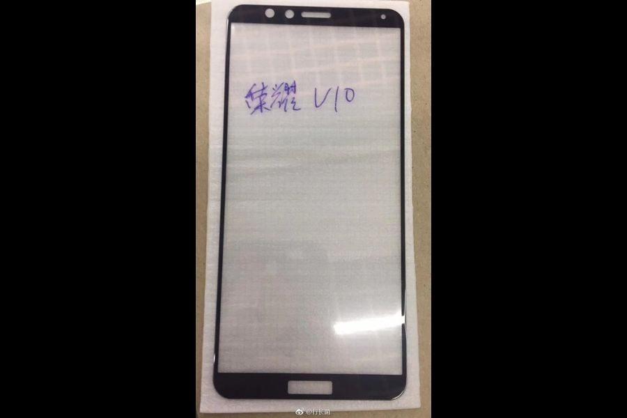 "Huawei Honor V10: ""бюджетный флагман"" с безрамочным экраном 9 к 18"